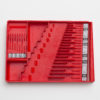 Tool Sorter Wrench Organizer empty - Red